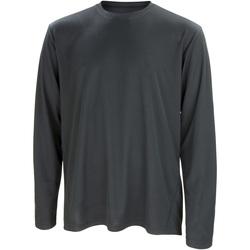 Vêtements Homme T-shirts manches longues Spiro Performance Noir