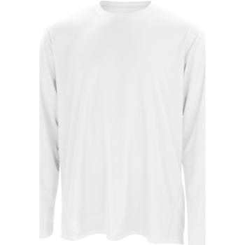 Vêtements Homme T-shirts manches longues Spiro Performance Blanc