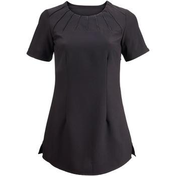 Vêtements Femme Tuniques Alexandra AX002 Noir