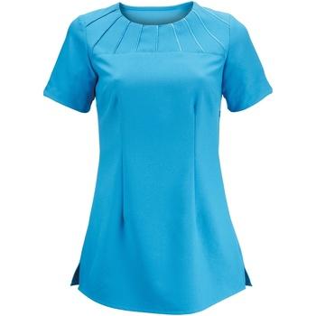 Vêtements Femme Tuniques Alexandra AX002 Bleu