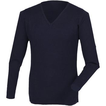 Vêtements Homme Pulls Henbury HB760 Bleu marine