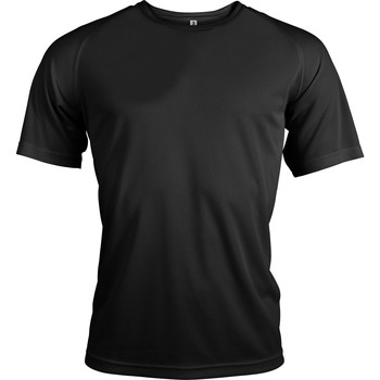 Vêtements Homme T-shirts manches courtes Kariban Proact Proact Noir