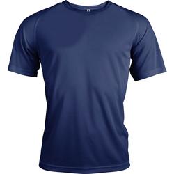 Vêtements Homme T-shirts manches courtes Kariban Proact Proact Bleu marine