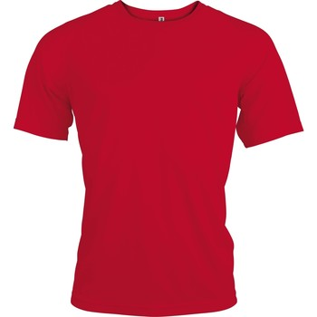 Vêtements Homme T-shirts manches courtes Kariban Proact Proact Rouge