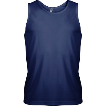 Vêtements Homme Débardeurs / T-shirts sans manche Kariban Proact Proact Bleu marine