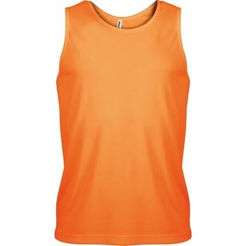 Vêtements Homme Débardeurs / T-shirts sans manche Kariban Proact Proact Orange