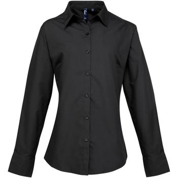 Vêtements Femme Chemises / Chemisiers Premier Supreme Noir