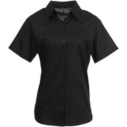 Vêtements Femme Chemises / Chemisiers Premier Oxford Noir