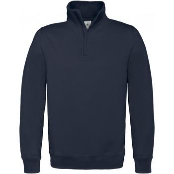 Vêtements Homme Polaires B And C ID.004 Bleu marine