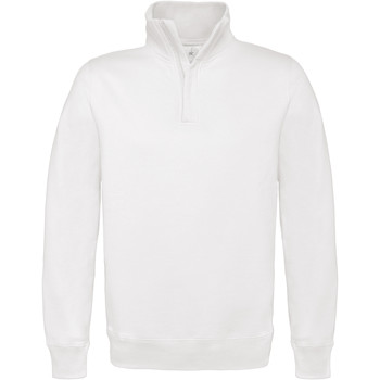 Vêtements Homme Polaires B And C ID.004 Blanc