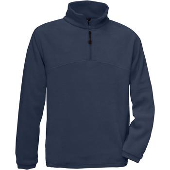 Vêtements Homme Polaires B And C Highlander Bleu marine