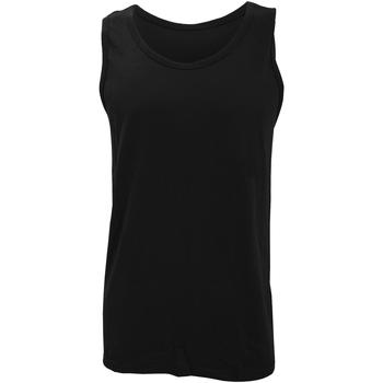 Vêtements Homme Débardeurs / T-shirts sans manche Gildan Softstyle Noir