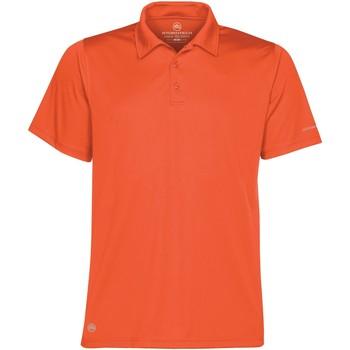 Vêtements Homme Polos manches courtes Stormtech Performance Orange