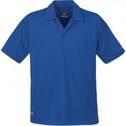 Vêtements Homme Polos manches courtes Stormtech Performance Bleu roi