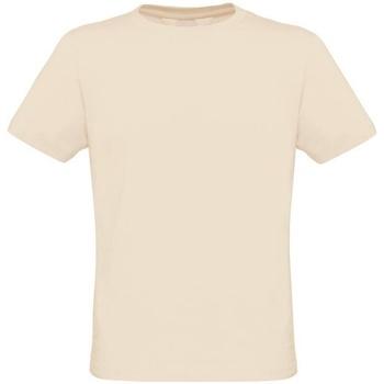Vêtements Homme T-shirts manches courtes B And C Biosfair Naturel