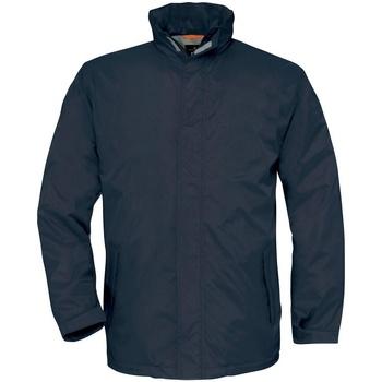 Vêtements Homme Coupes vent B And C Ocean Bleu marine