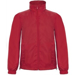 Vêtements Homme Coupes vent B And C ID.601 Rouge