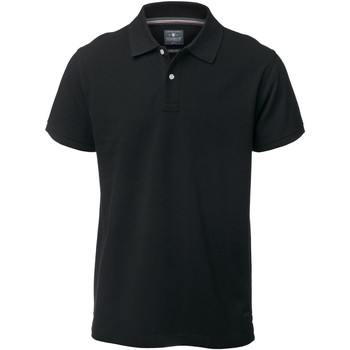 Vêtements Homme Polos manches courtes Nimbus Yale Noir