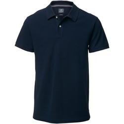 Vêtements Homme Polos manches courtes Nimbus Yale Bleu marine
