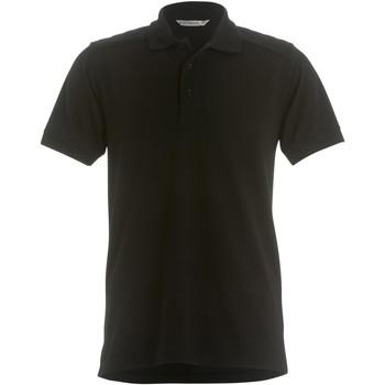 Vêtements Homme Polos manches courtes Kustom Kit KK408 Noir