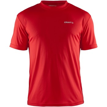 Vêtements Homme T-shirts manches courtes Craft Wicking Rouge