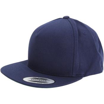 Accessoires textile Casquettes Yupoong YP019 Bleu marine