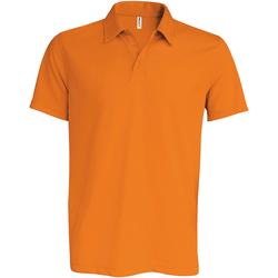 Vêtements Homme Polos manches courtes Kariban Proact Performance Orange