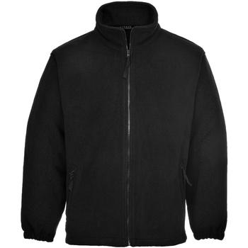 Vêtements Homme Polaires Portwest Aran Noir