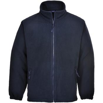 Vêtements Homme Polaires Portwest Aran Bleu marine