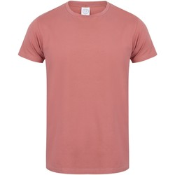 Vêtements Homme Musse & Cloud Skinni Fit Stretch Corail vif