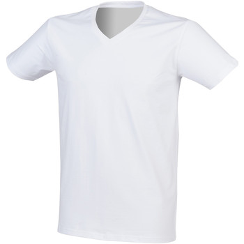 Vêtements Homme Musse & Cloud Skinni Fit SF122 Blanc