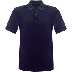 Vêtements Homme Polos manches courtes Regatta RG524 Bleu marine