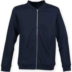 Vêtements Homme Blousons Skinni Fit Bomber Bleu marine