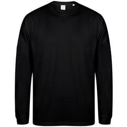 Vêtements Homme Sweats Skinni Fit Slogan Noir