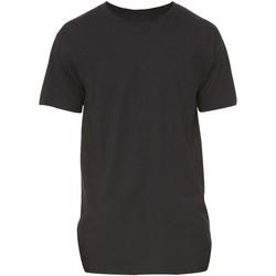 Vêtements Homme T-shirts manches courtes Bella + Canvas Long Body Noir