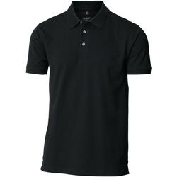 Vêtements Homme Polos manches courtes Nimbus Stretch Noir