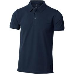 Vêtements Homme Polos manches courtes Nimbus Stretch Bleu marine