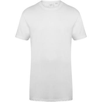 Vêtements Homme Musse & Cloud Skinni Fit Dipped Hem Blanc