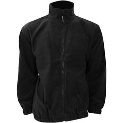 Vêtements Homme Polaires Grizzly KK903 Noir