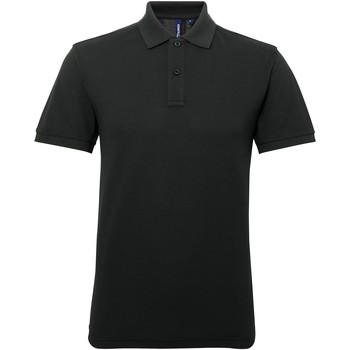 Vêtements Homme Polos manches courtes Asquith & Fox Performance Vert bouteille