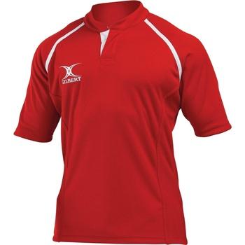 Vêtements Homme T-shirts manches courtes Gilbert Xact Rouge