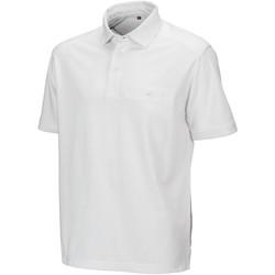 Vêtements Homme Polos manches courtes Result Apex Blanc