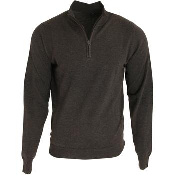 Vêtements Homme Pulls Premier PR695 Gris foncé