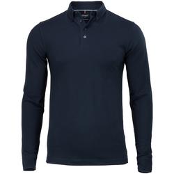 Vêtements Homme Polos manches longues Nimbus Carlington Bleu marine