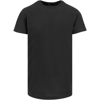 Vêtements Homme T-shirts manches courtes Build Your Brand Shaped Noir