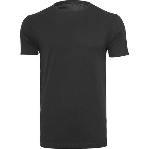 Vêtements Homme T-shirts manches courtes Build Your Brand BY005 Noir