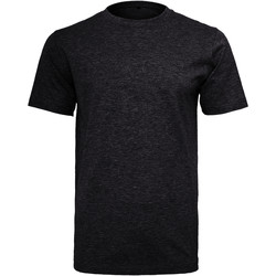 Vêtements Homme T-shirts manches courtes Build Your Brand Round Neck Noir