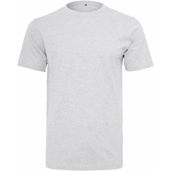 Vêtements Homme T-shirts manches courtes Build Your Brand Round Neck Blanc