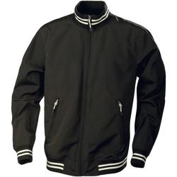 Vêtements Homme Blousons Harvest HR052 Noir