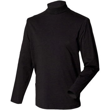 Vêtements Homme Pulls Henbury HB020 Noir